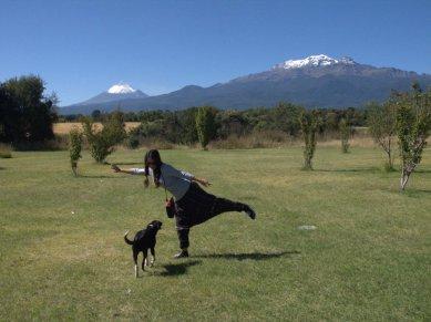 popocatepetl e iztaccihuatl, messico